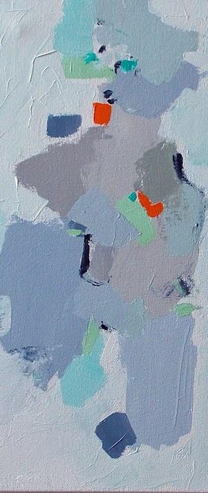 """""""Quest"""" original fine art by Pamela Munger"""