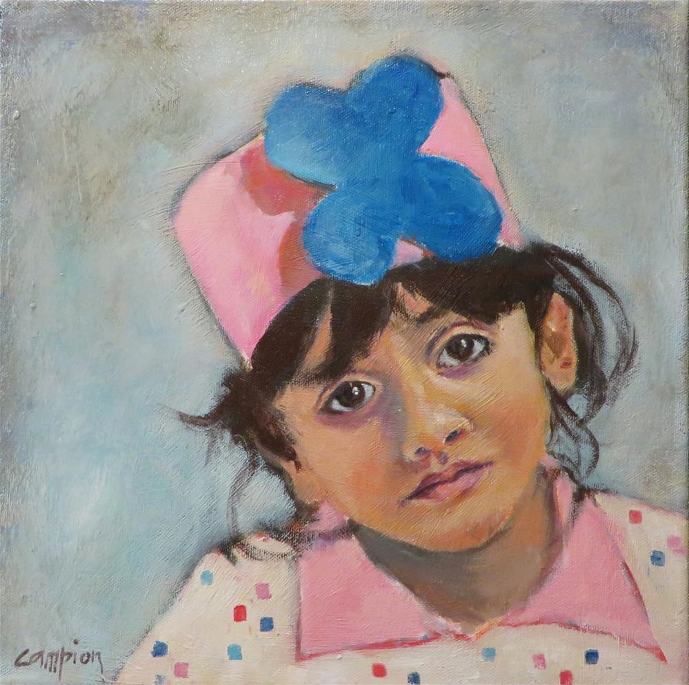 """""""793 Not Forgotten"""" original fine art by Diane Campion"""
