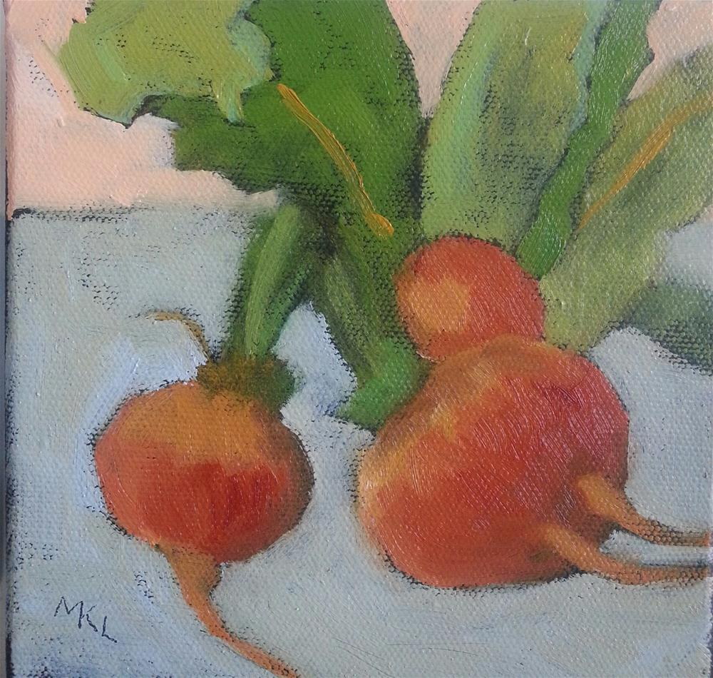 """""""Earthy II"""" original fine art by Marie Lynch"""
