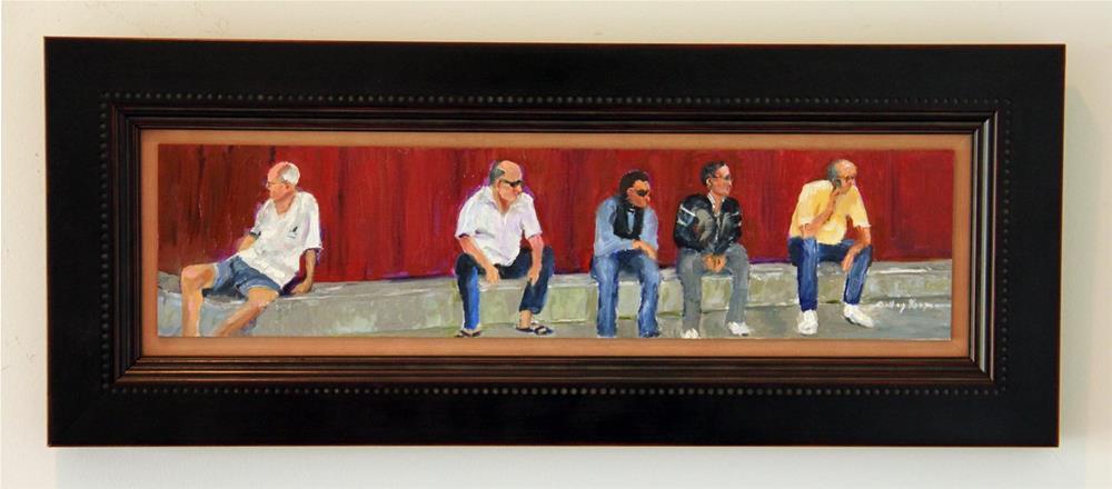 """""""Nonconformity"""" original fine art by Shelley Koopmann"""