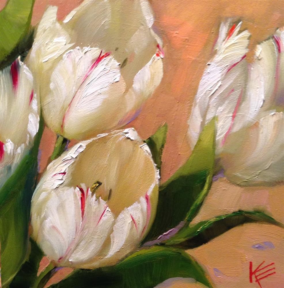 """Sweet Song"" original fine art by Krista Eaton"