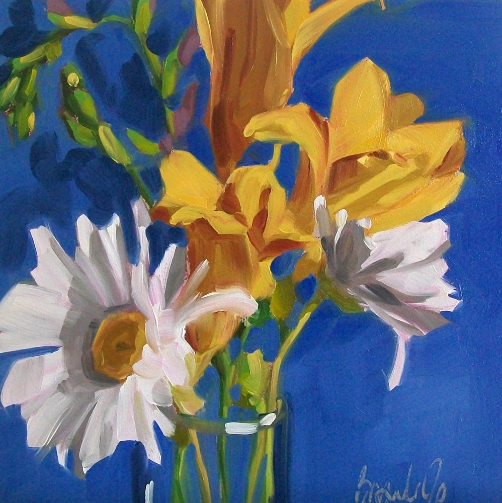 """Sun bouquet"" original fine art by Brandi Bowman"