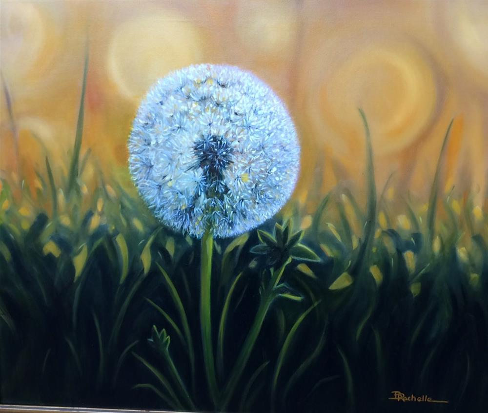 """Wish"" original fine art by Beth Moreau"