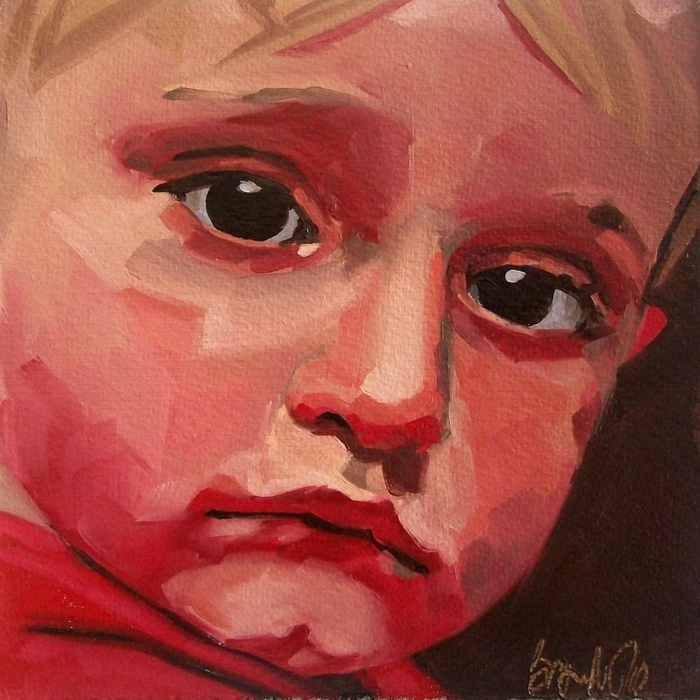 """""""Boy 1"""" original fine art by Brandi Bowman"""
