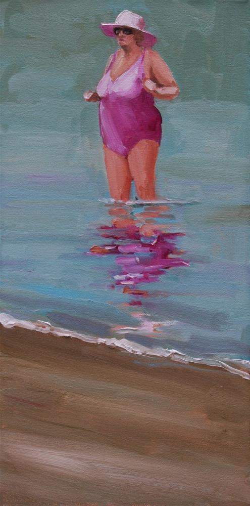 """be mine"" original fine art by Carol Carmichael"