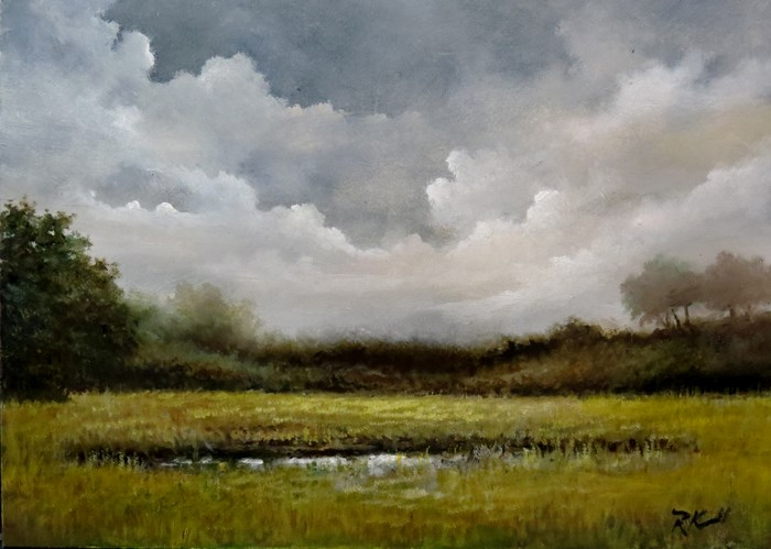 """After the Storm"" original fine art by Bob Kimball"