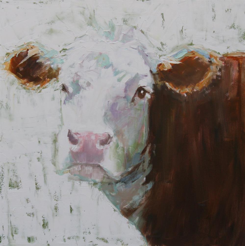 """jenny"" original fine art by Carol Carmichael"