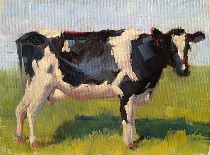 """Black and White"" original fine art by Deborah Newman"