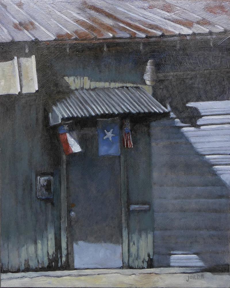 """""""La Tombe"""" original fine art by Robyn Jorde"""