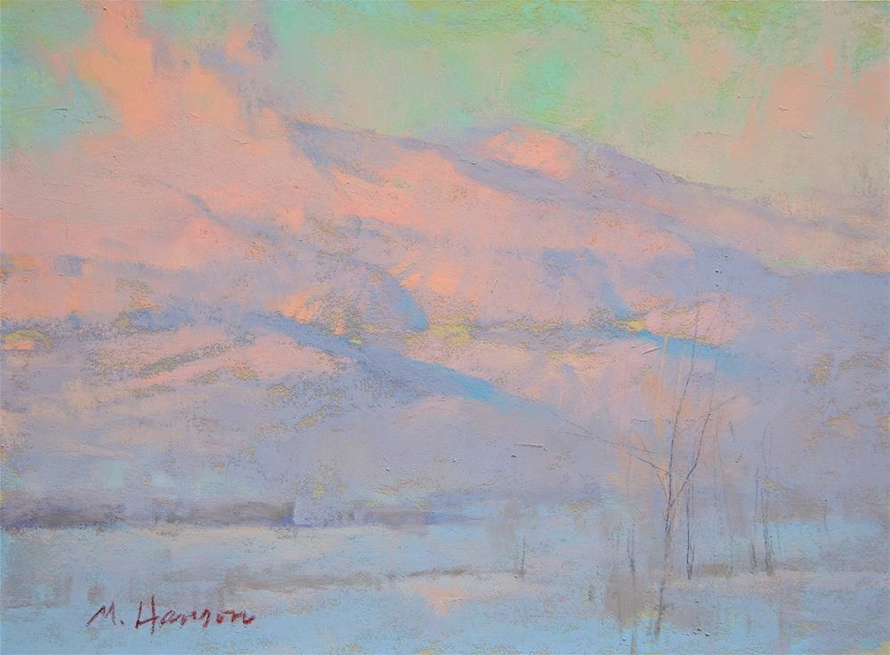 """The Softer Side"" original fine art by Marc Hanson"