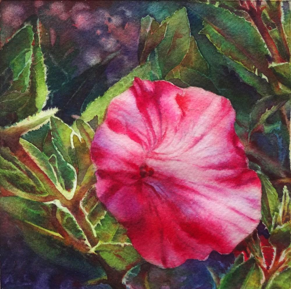 """Summer's Glory"" original fine art by Arena Shawn"