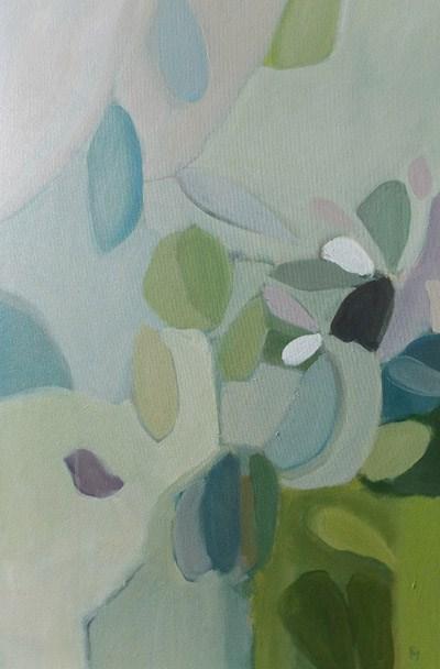 """Bloom"" original fine art by Pamela Munger"