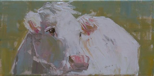 """""""lovely girl"""" original fine art by Carol Carmichael"""