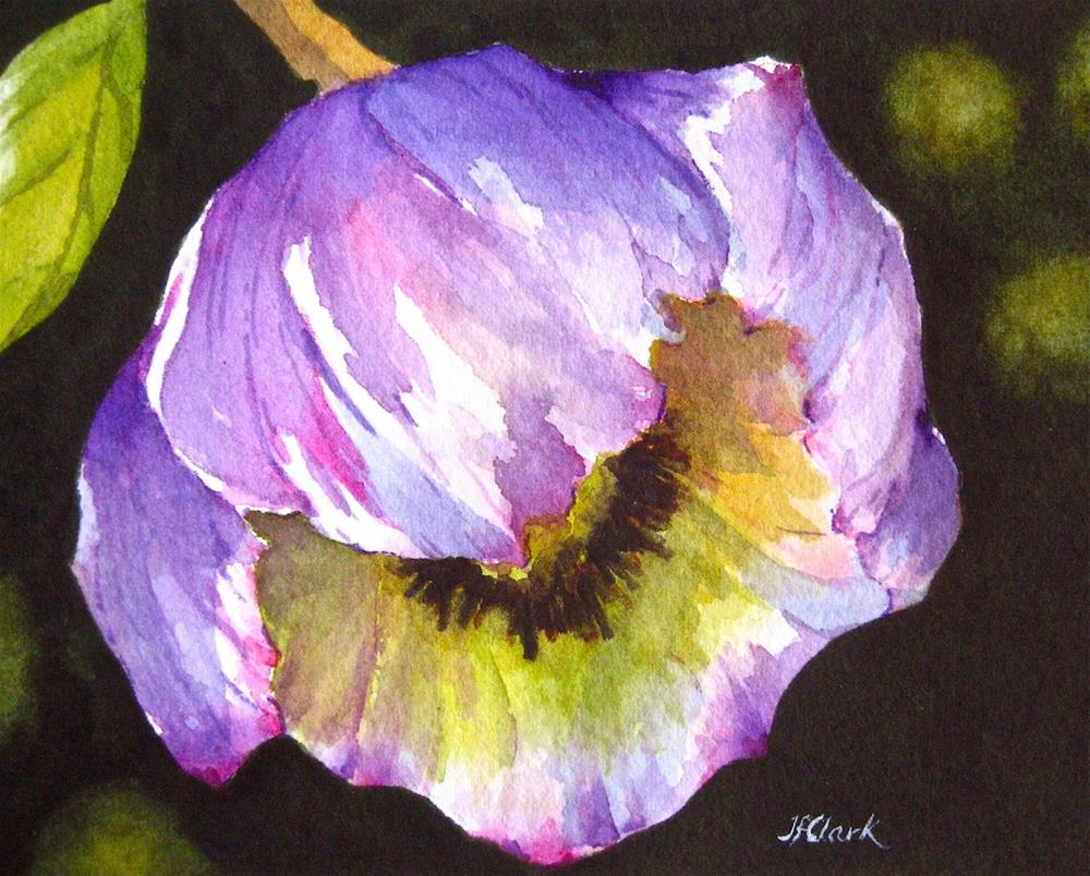 """Awakening"" original fine art by Judith Freeman Clark"