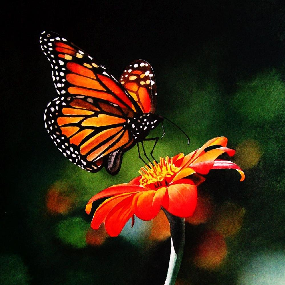 """""""Thirty Paintings in Thirty Days ~ Day THREE"""" original fine art by Jacqueline Gnott, TWSA, WHS"""
