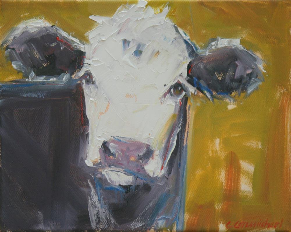 """""""layla"""" original fine art by Carol Carmichael"""