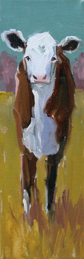 """""""people smile"""" original fine art by Carol Carmichael"""
