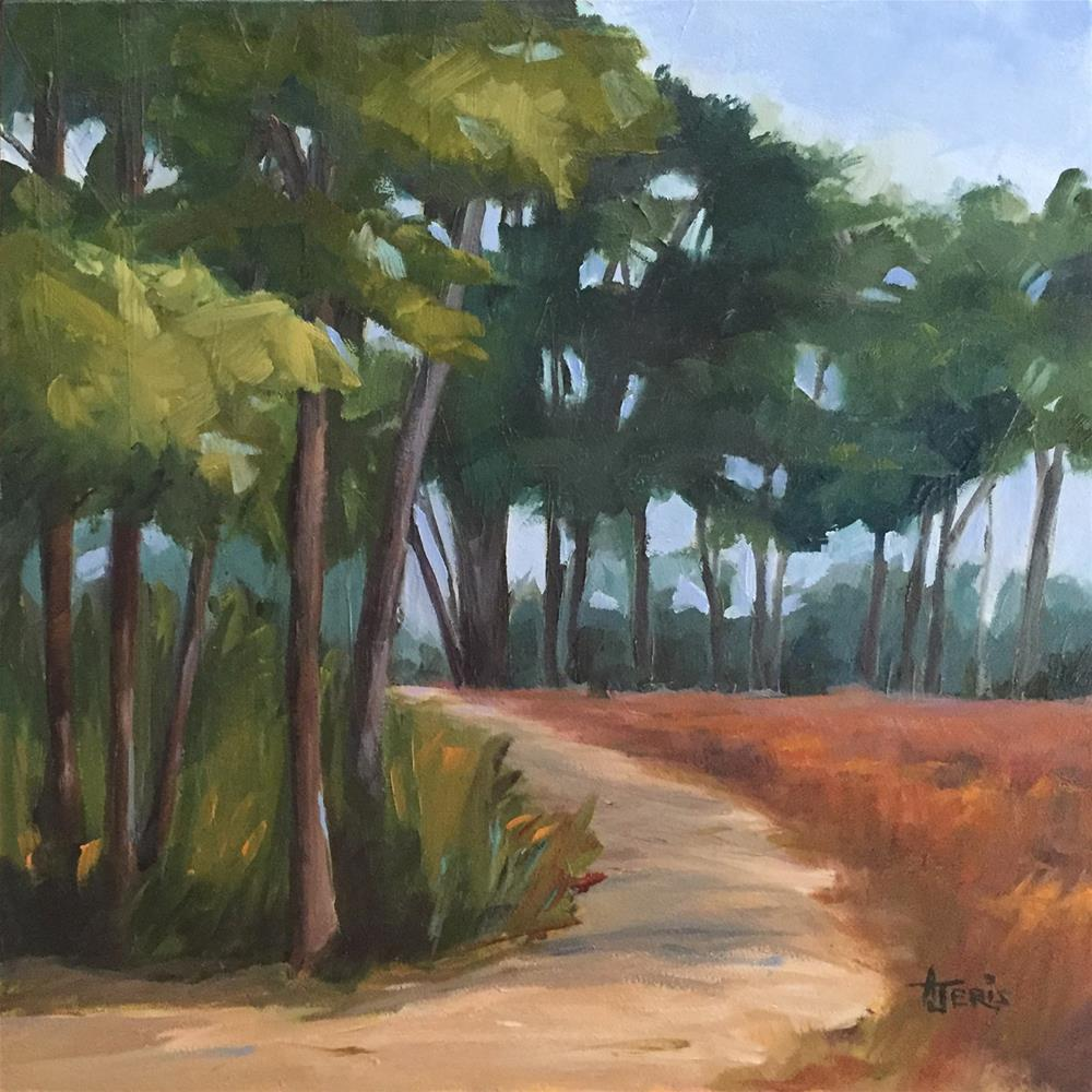 """Nature Path"" original fine art by Andrea Jeris"