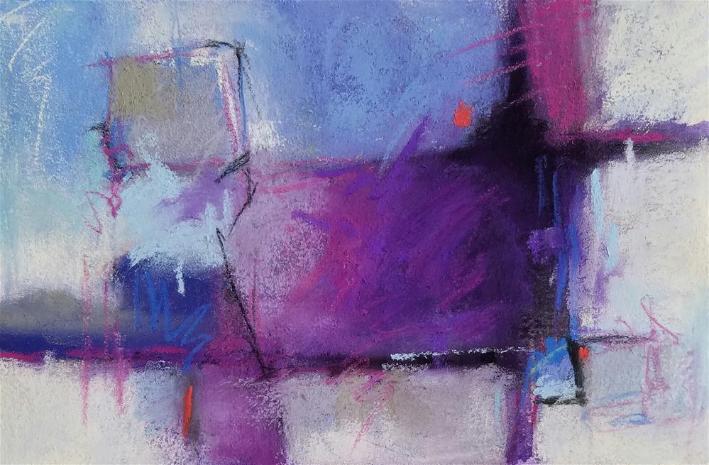 """Untitled 23"" original fine art by Cindy Haase"