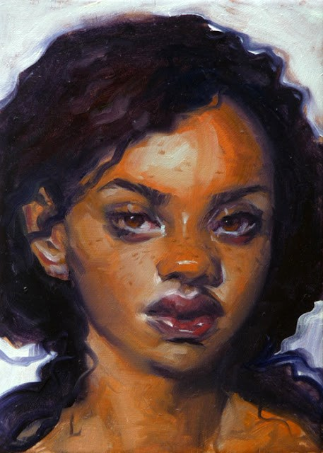 """Celestia"" original fine art by John Larriva"