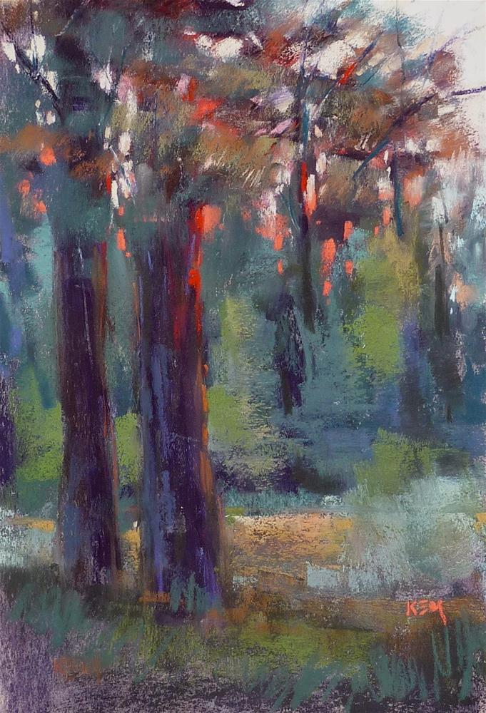 """""""A Foolproof Way to Make Changes to a Pastel without Making Mud"""" original fine art by Karen Margulis"""