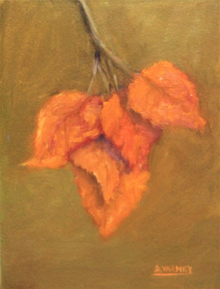 """Fall Colors"" original fine art by Daniel Varney"