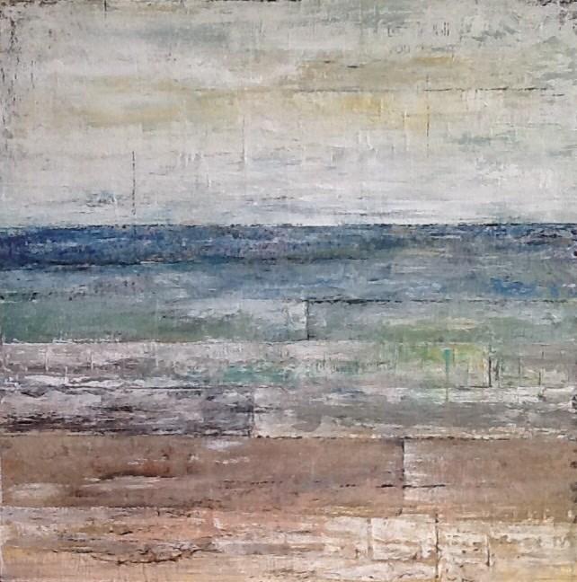 """""""Sea Tales"""" original fine art by Maureen Bowie"""