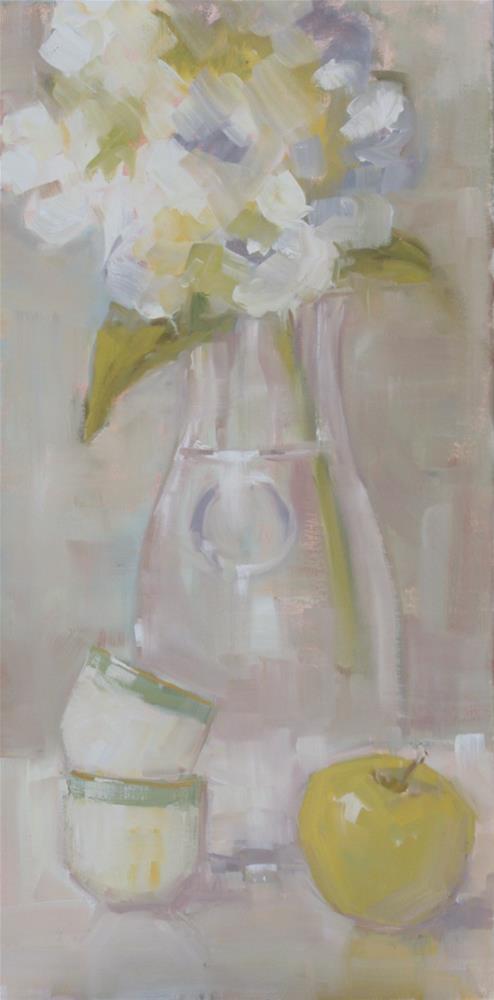 """once you've loved somebody"" original fine art by Carol Carmichael"