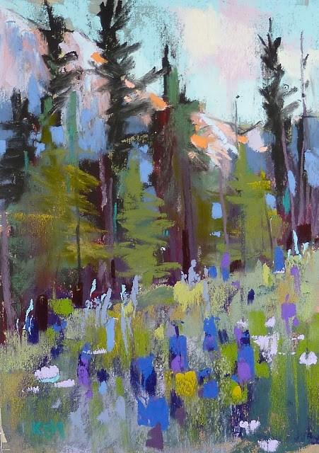 """""""My Top Three Tips for an Art Blog"""" original fine art by Karen Margulis"""