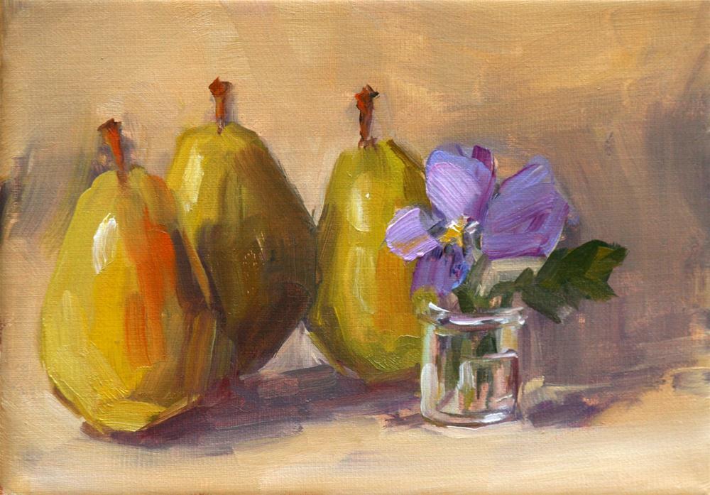 """""""color punch"""" original fine art by Carol Carmichael"""