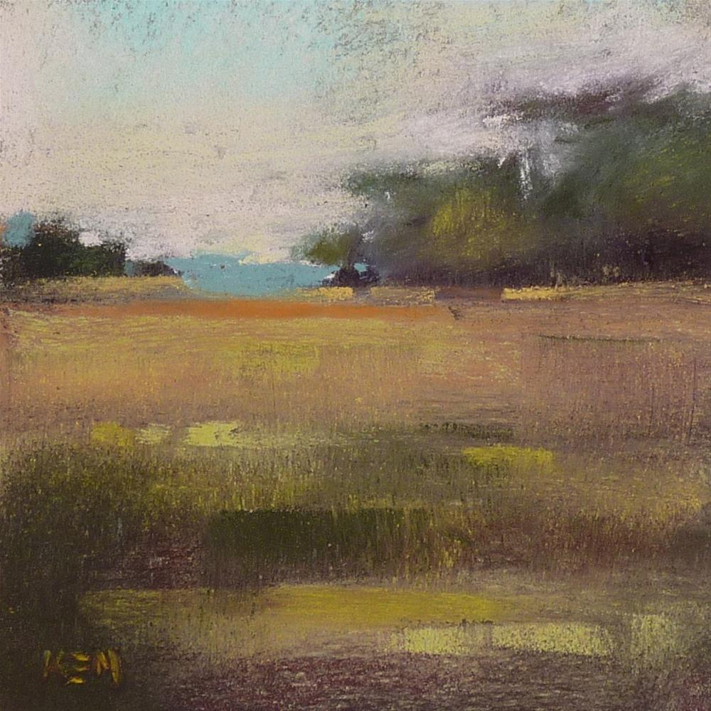"""How to Discover Simple Compositions for Paintings"" original fine art by Karen Margulis"