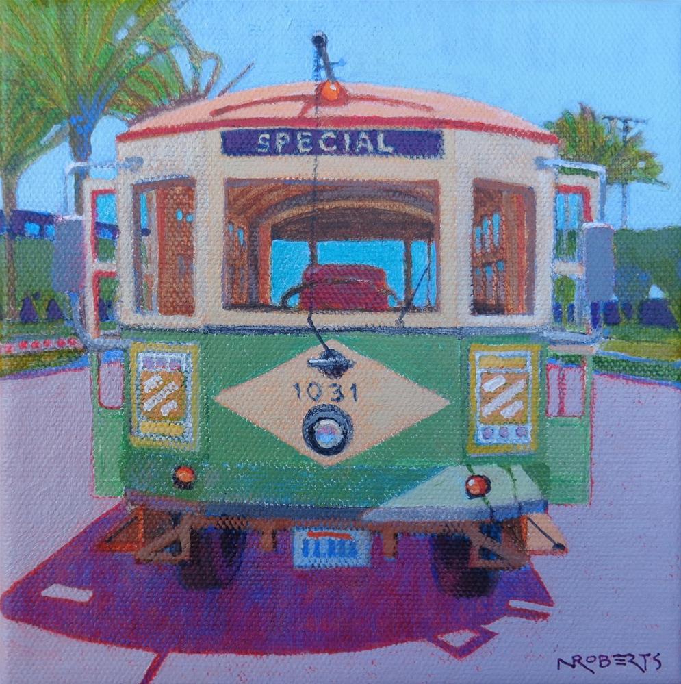 """Special"" original fine art by Nancy Roberts"