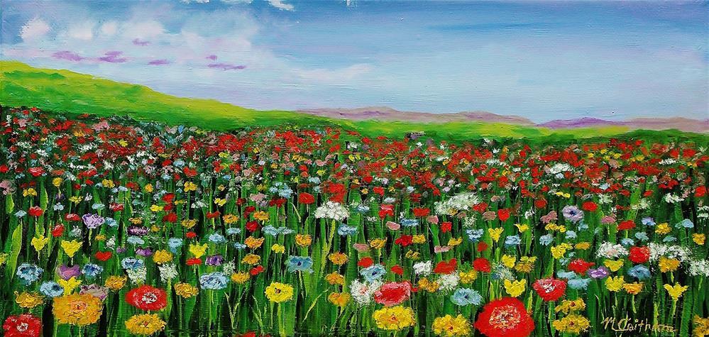 """After The Rain"" original fine art by Mike Caitham"