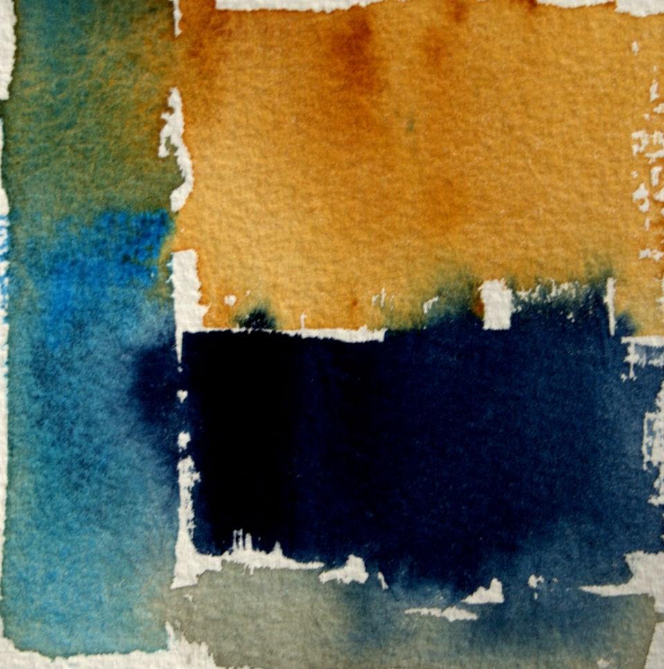 """Color Block"" original fine art by Amy Bryce"