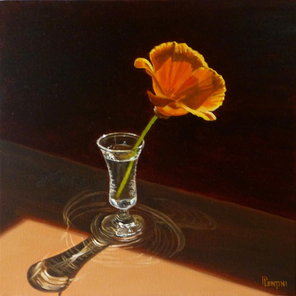 """Inclination"" original fine art by Peter Lentini"