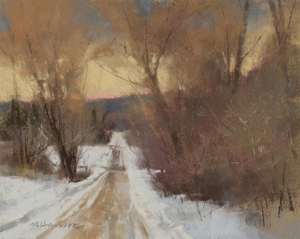 """2-11-1 Nimbus Rd"" original fine art by Marc Hanson"