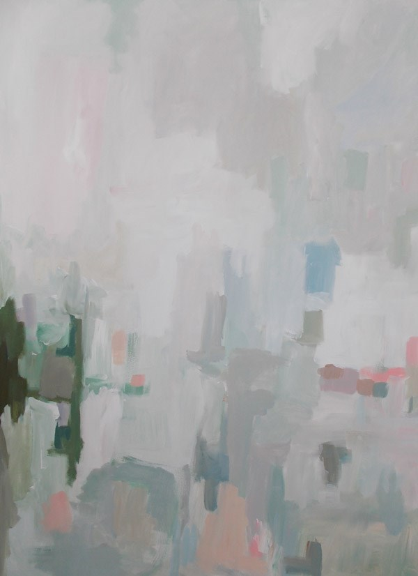 """Good Morning April"" original fine art by Pamela Munger"