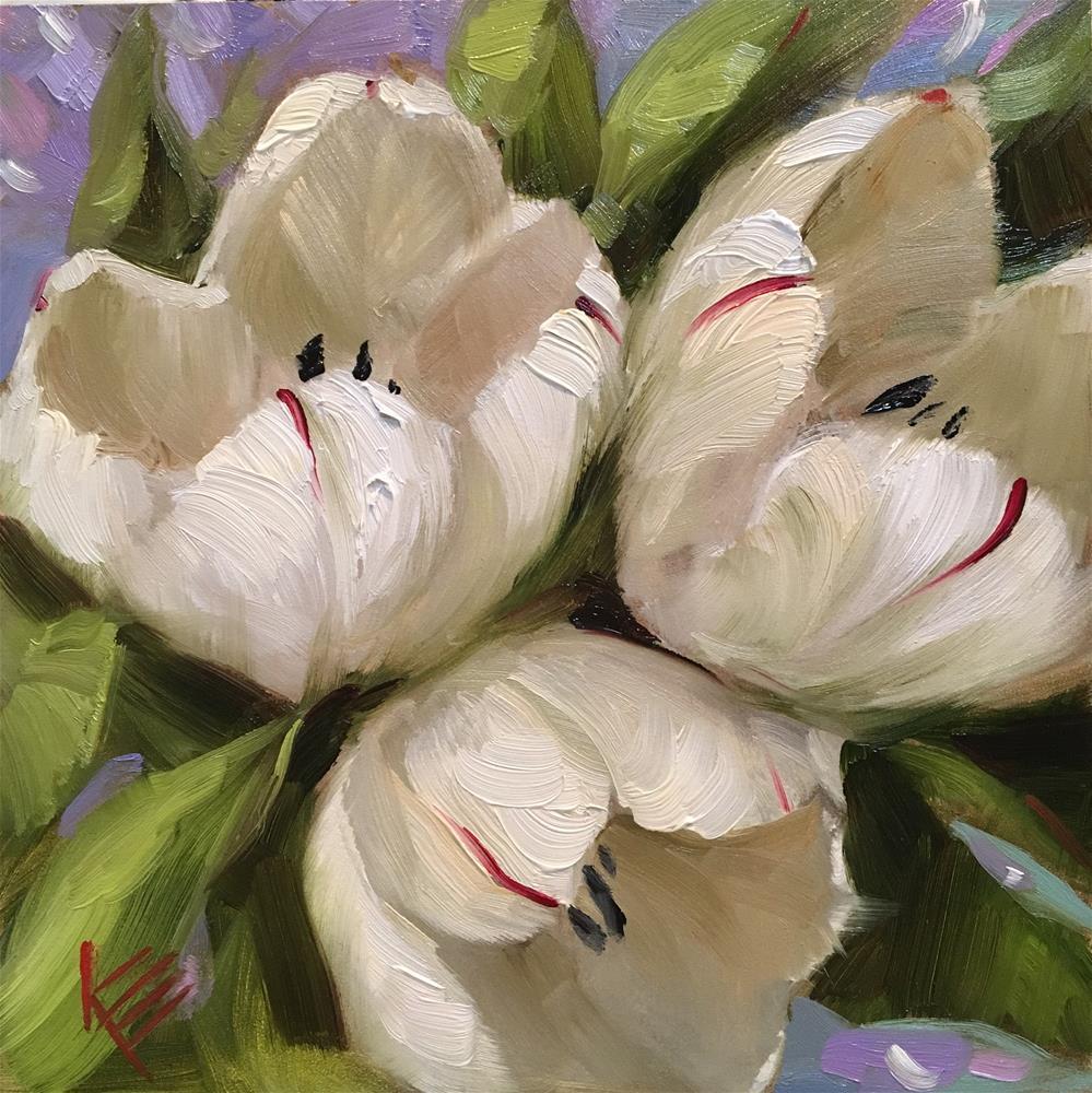 """""""Peace"""" original fine art by Krista Eaton"""