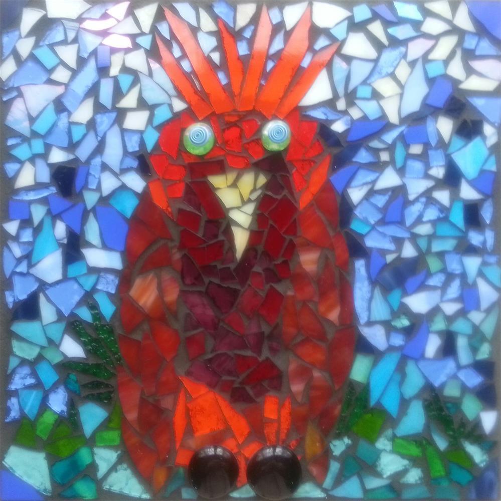 """Gooney Bird"" original fine art by Phyllisha Hamrick"