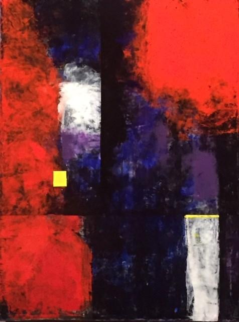 """""""ASPIRE"""" original fine art by Cheryl J Smith"""