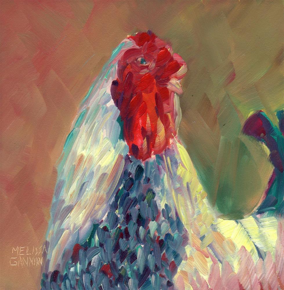 """Moment of Quiet"" original fine art by Melissa Gannon"