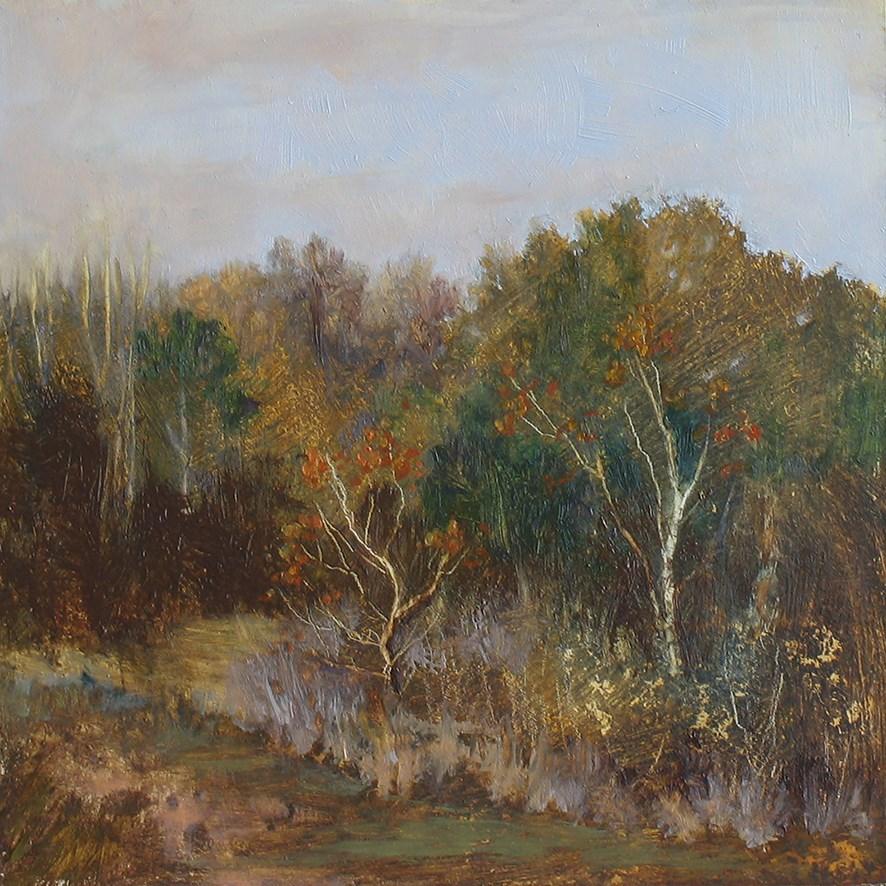"""Tangle"" original fine art by Robyn Jorde"