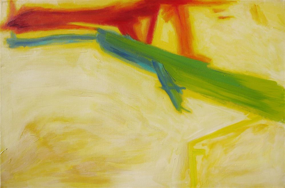 """""""part two High Speed Internet"""" original fine art by Priscilla Bohlen"""