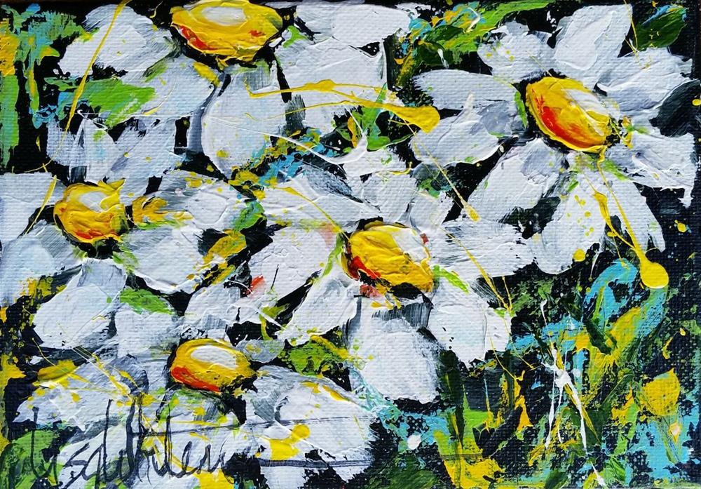 """79 - Micanopy"" original fine art by Lisa Rogers"