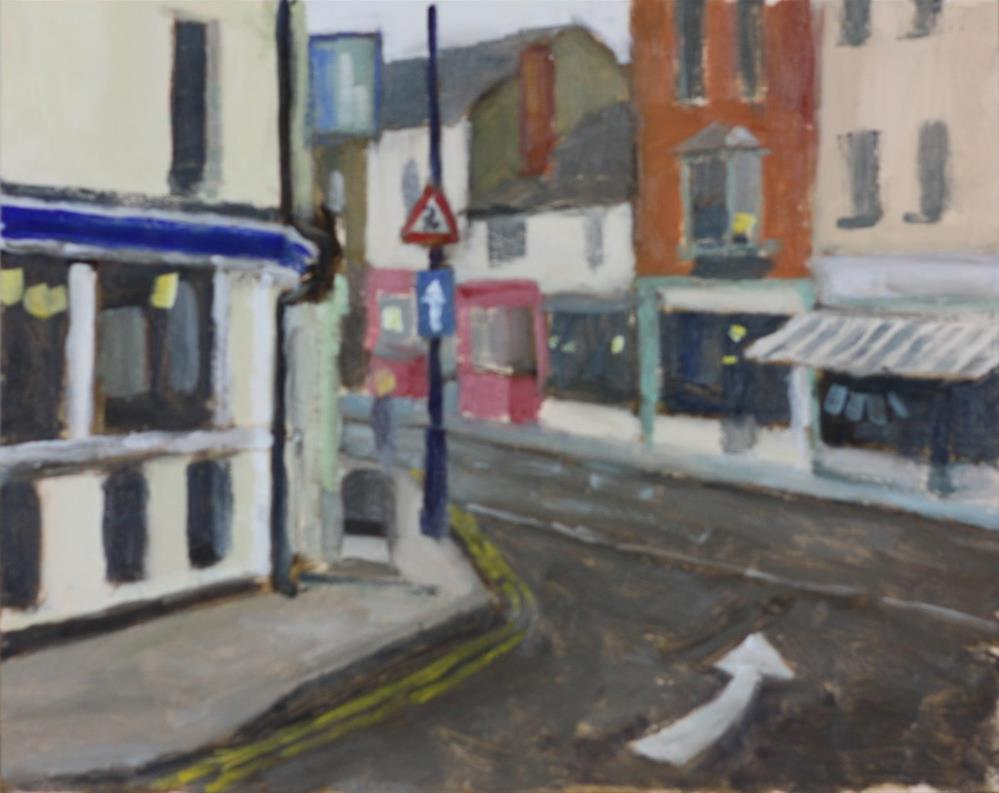 """The Quayside, Whitstable."" original fine art by Graham Townsend"