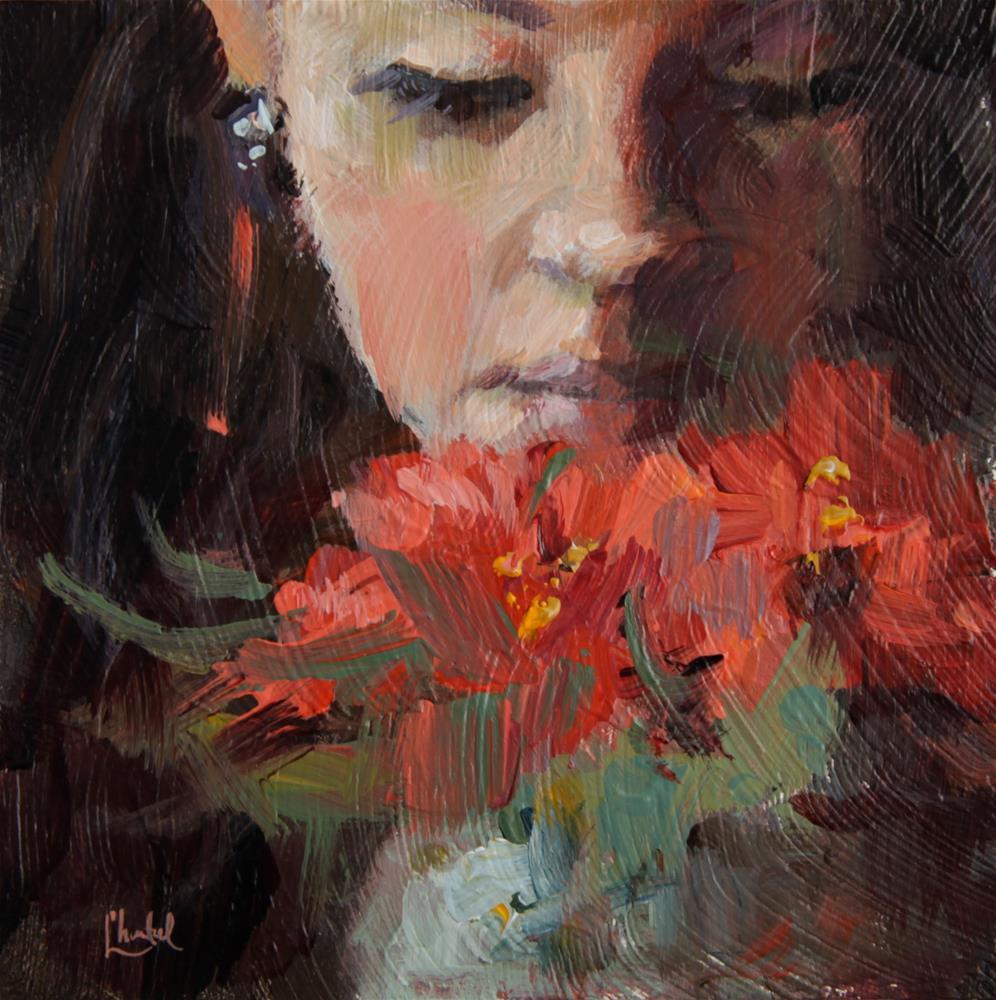 """A Fresh Look"" original fine art by Chantel Barber"
