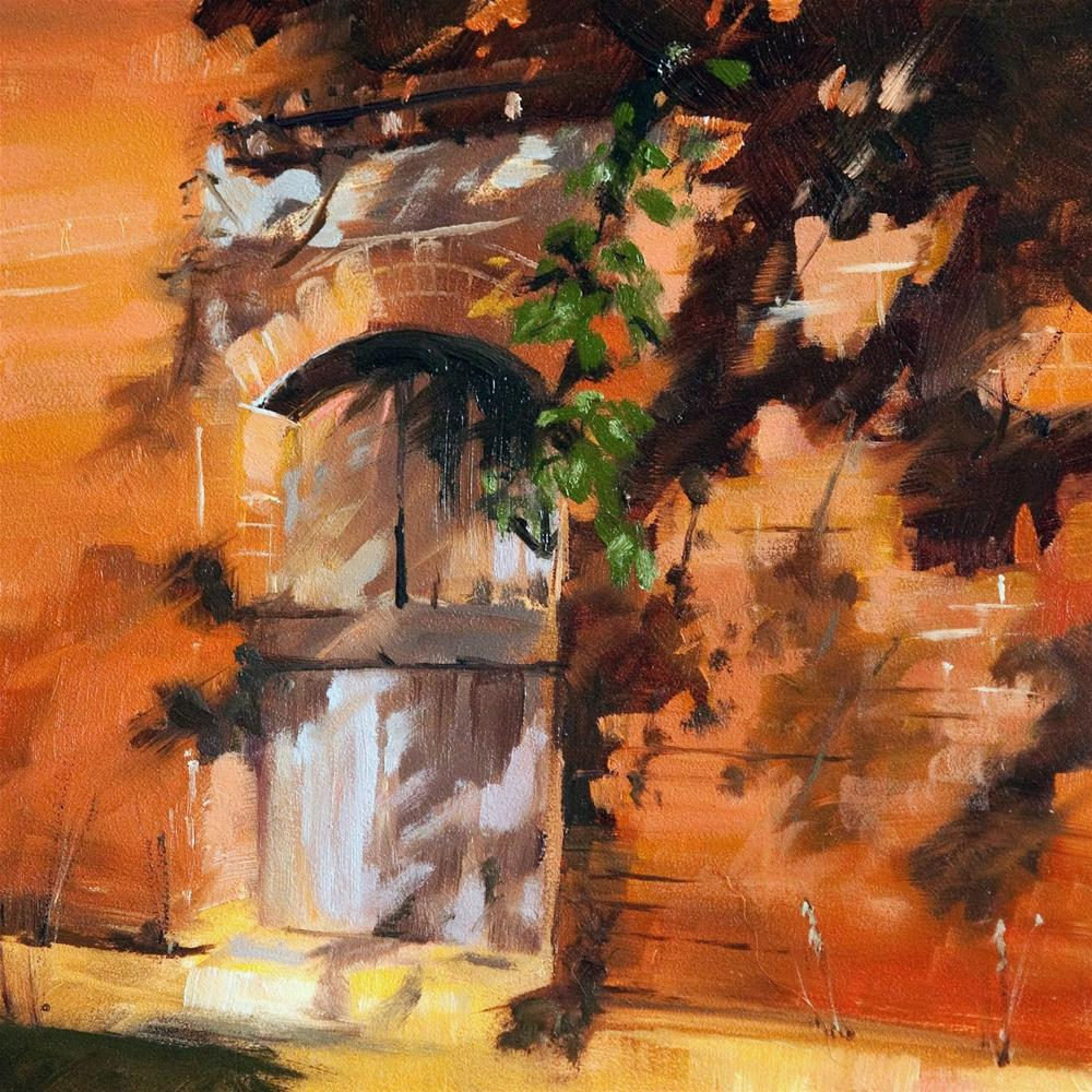 """""""Dark Shadows by Beth Bathe"""" original fine art by Beth Bathe"""