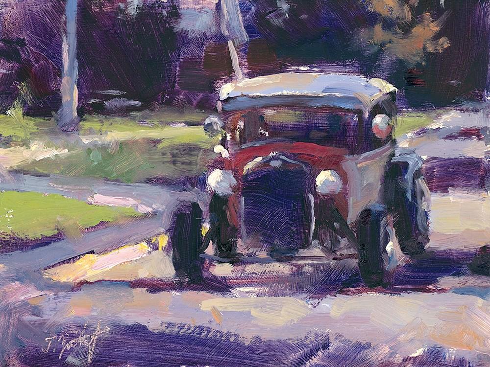"""Model T Mudhead"" original fine art by Todd Zuithof"