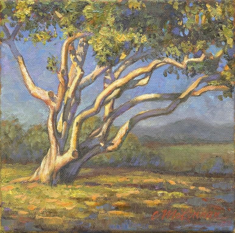 """Ornamental"" original fine art by Connie McLennan"