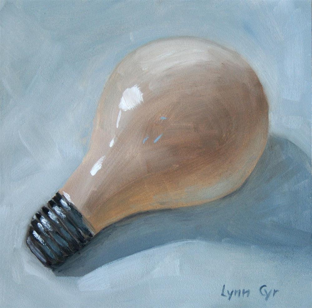 """Light Me Up"" original fine art by Lynn Cyr"